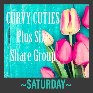 Tops - 5/25 (CLOSED) PLUS SHARE GROUP: Curvy Cuties